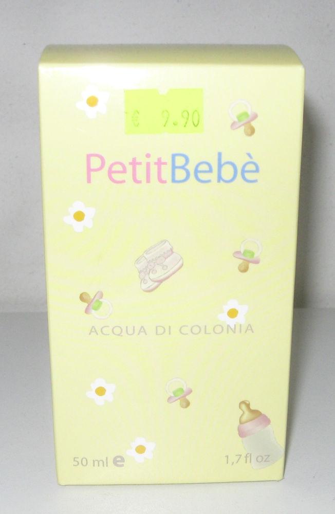 Immagine di COLONIA PER BAMBINI PETIT BEBE