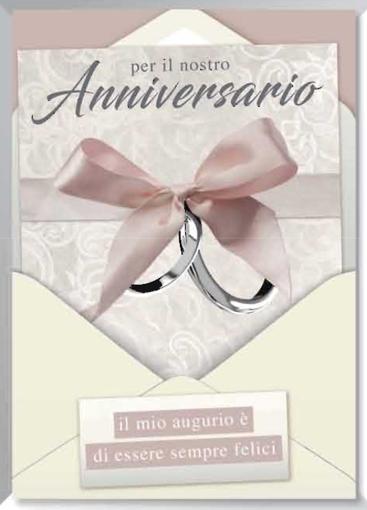 Image de BIGLIETTI AUGURI ANNIVERSARIO DI MATRIMONIO MARPIMAR