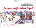 """Immagine di BIGLIETTO COMPLEANNO LUPO ALBERTO """"E'' VERO CHE SEMBRI.."""""""