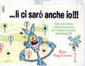 """Immagine di BIGLIETTO COMPLEANNO LUPO ALBERTO """"OGGI OVUNQUE SARAI.."""""""