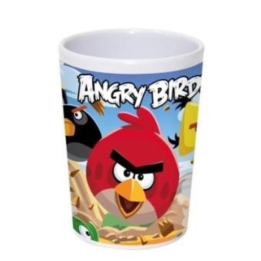 Image de BICCHIERE ANGRY BIRDS