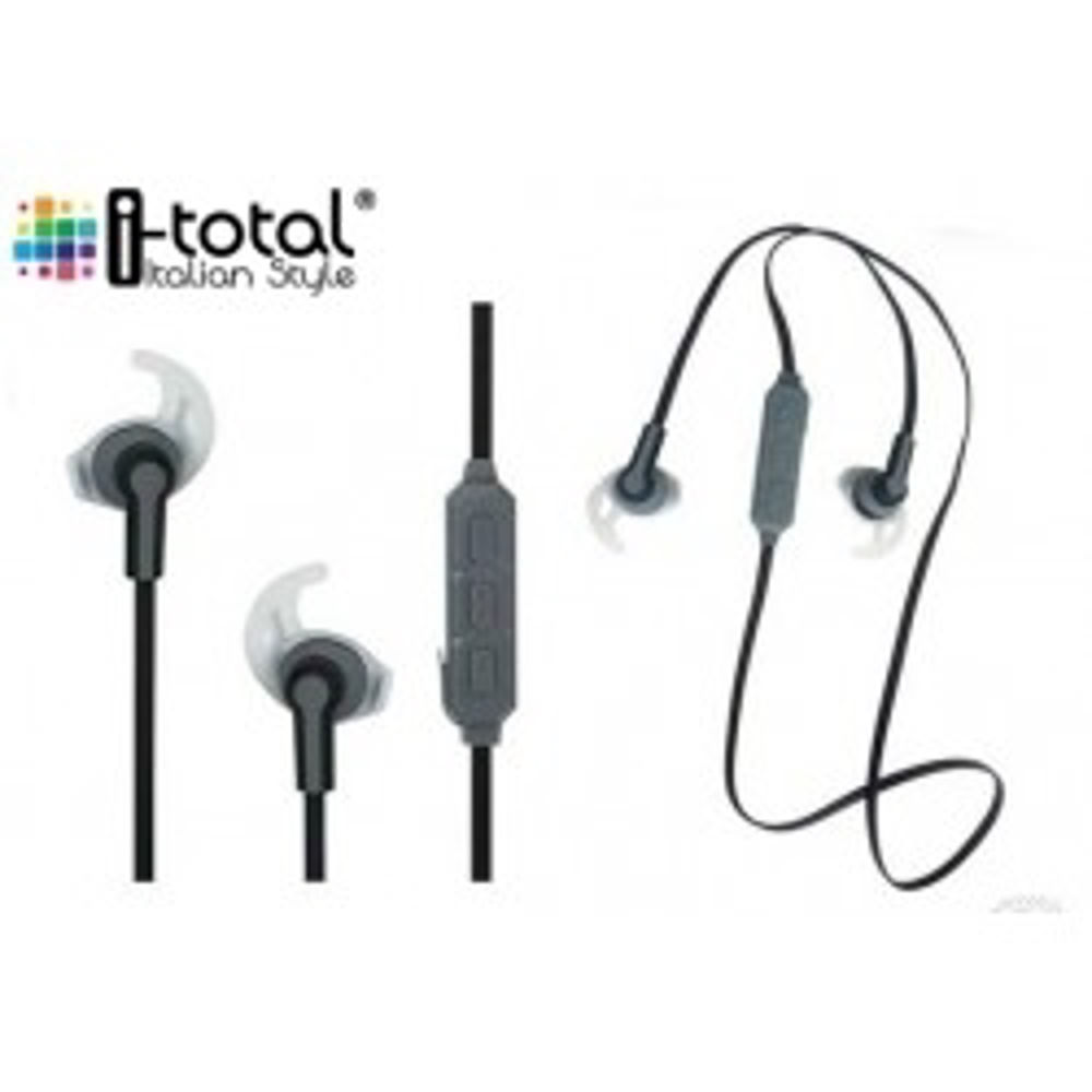 Immagine di CUFFIE SPORT I-TOTAL BLUETOOTH