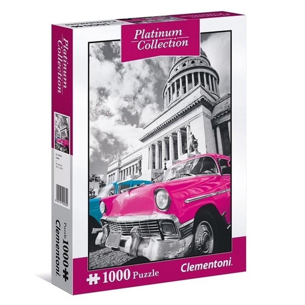 Immagine di PUZZLE CLEMENTONI PLATINUM COLLECTION CUBA 1000 PEZZI
