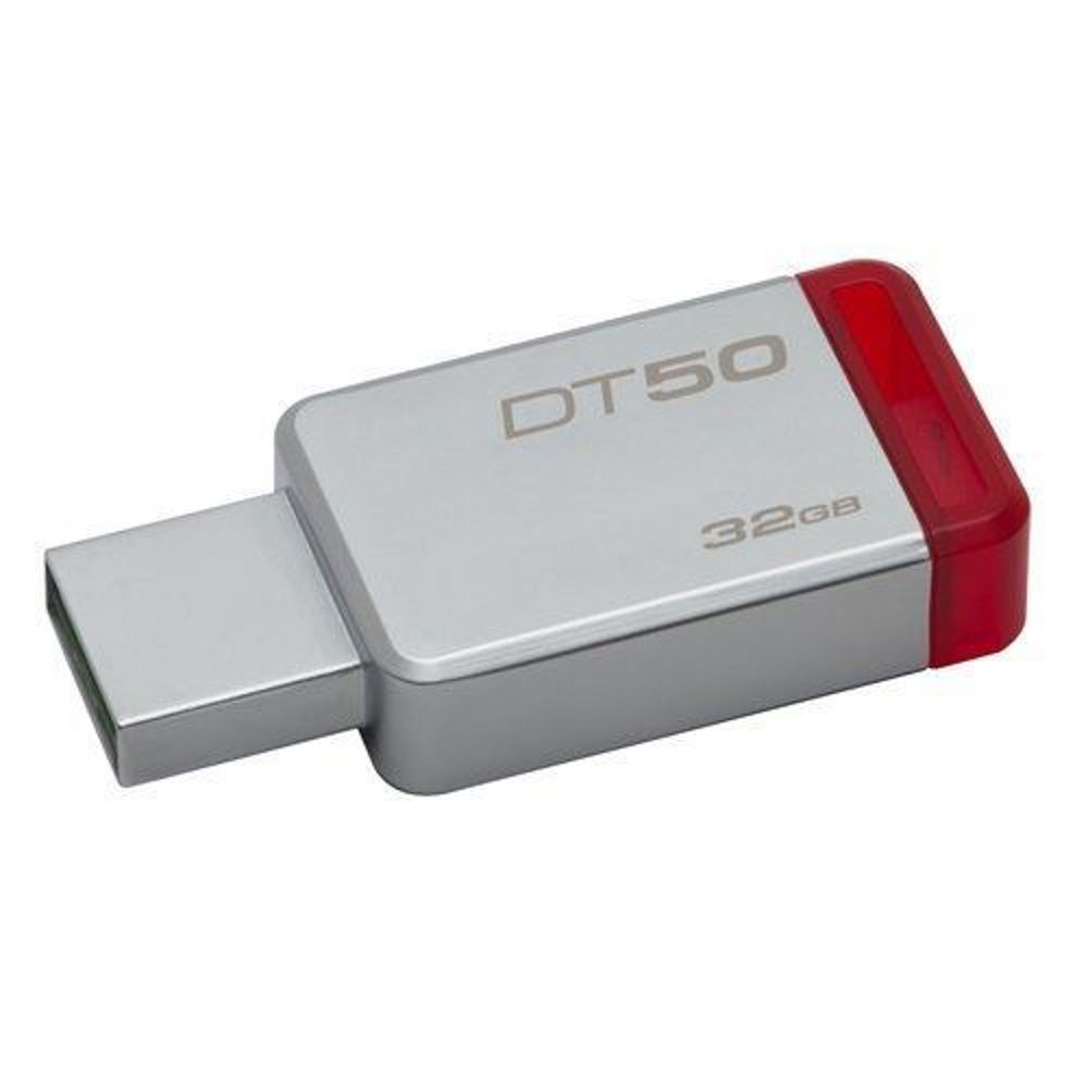 Immagine di PEN DRIVE KINGSTON 32 GB USB 3.0 DT50/32GB