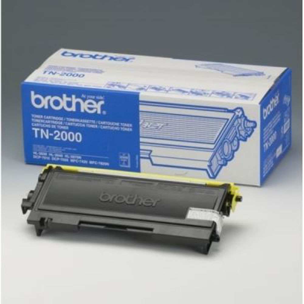 Immagine di TONER BROTHER TN-2000-2.500 PG X HL-2030/2040/2070N
