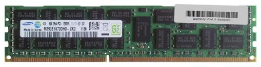 Immagine di M393B1K70DH0-CK0 8GB 2Rx4 PC3-12800R DDR3 Reg ECC