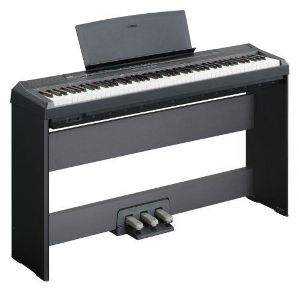 Immagine di Yamaha P-105B Stage Piano Black Set Including L-85B and LP-5A