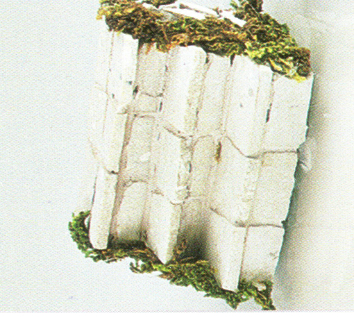 Image de SCALA IN LEGNO 5,5X4CM IN BLISTER