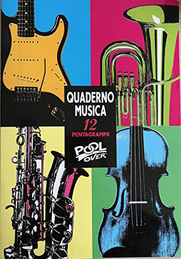 Immagine di ALBUM PENTAGRAMMATO A4