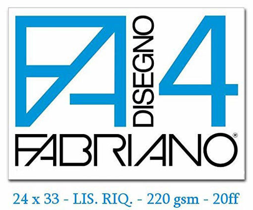 Image de ALBUM FABRIANO 24X33 F4 RIQUAD FOGLI STACCABILI