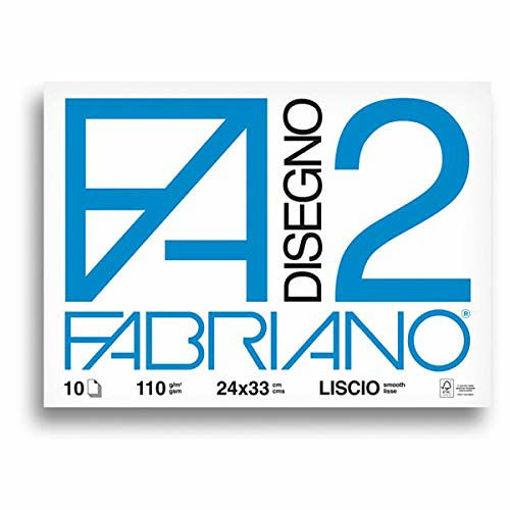 Image de ALBUM FABRIANO 24X33 F2 LISCIO